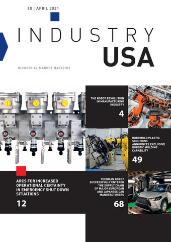 Industry USA | 30 - April 2021