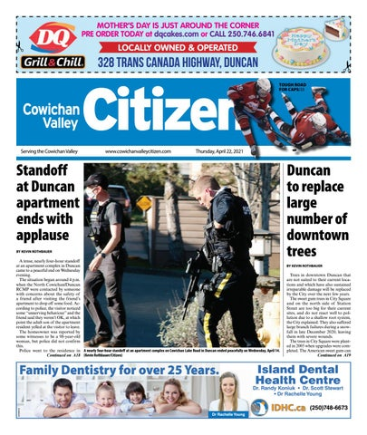 Cowichan Valley Citizen, April 22, 2021