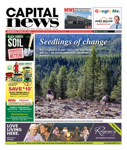 Kelowna Capital News, April 22, 2021