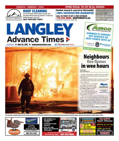 Langley Times, April 22, 2021