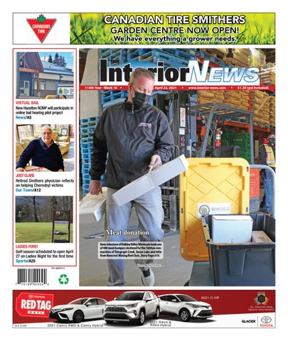 Smithers Interior News, April 22, 2021