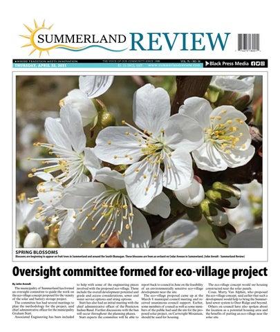 Summerland Review, April 22, 2021