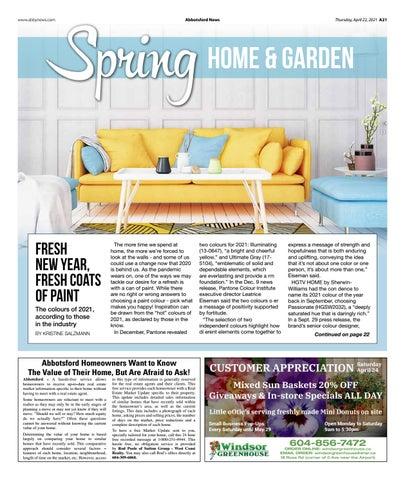 Home and Garden April 2021