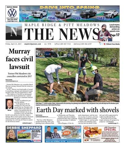Maple Ridge News, April 23, 2021