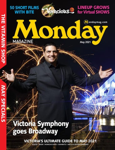 Monday Magazine May 2021