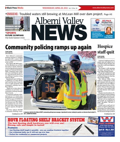 Alberni Valley News, April 28, 2021