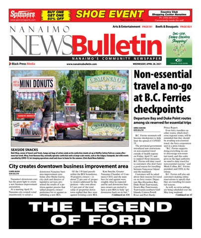 Nanaimo News Bulletin, April 28, 2021