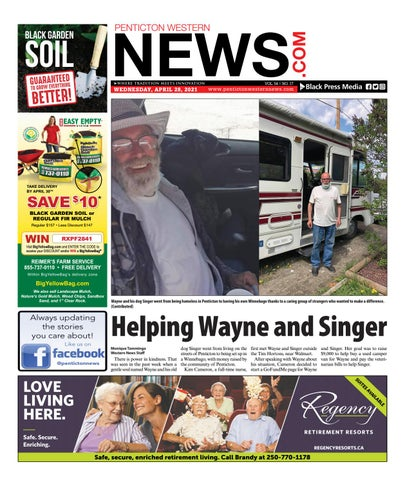 Penticton Western News, April 28, 2021