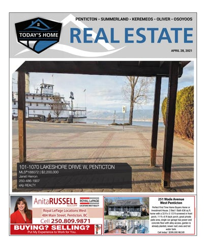April 28, 2021 Penticton Western News