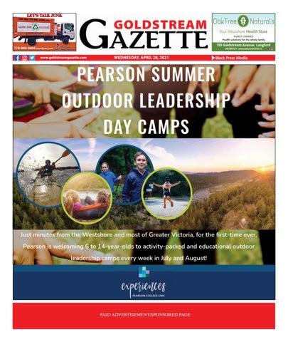 Goldstream News Gazette, April 28, 2021