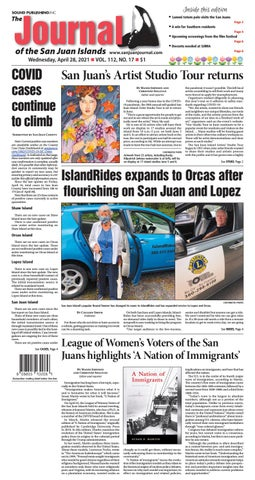 The Journal of the San Juan Islands