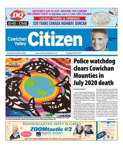 Cowichan Valley Citizen, April 29, 2021