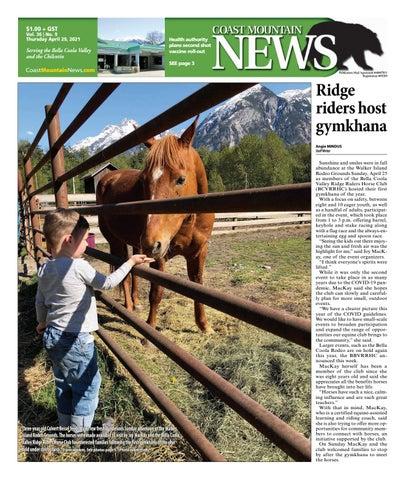 Coast Mountain News, April 29, 2021
