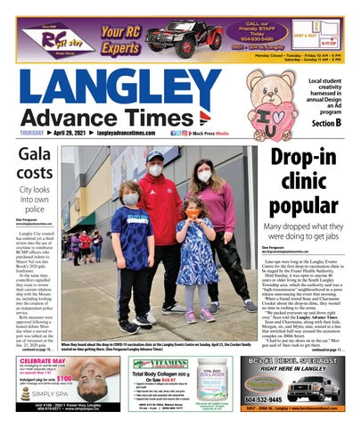 Langley Times, April 29, 2021