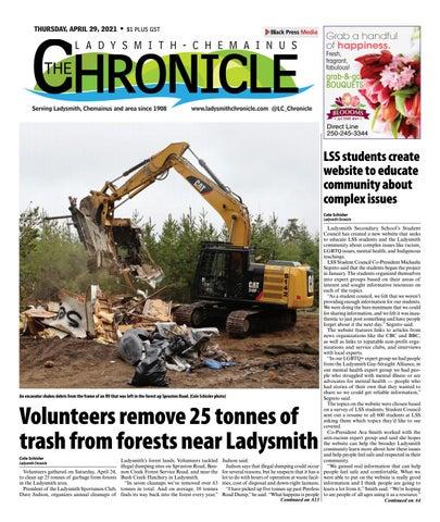 Ladysmith Chronicle, April 29, 2021