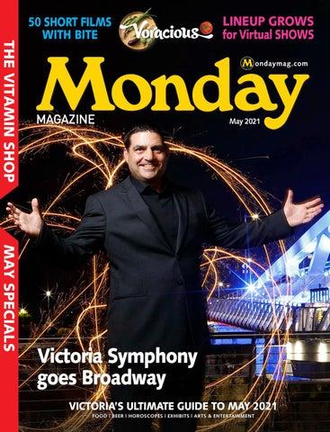 Monday Magazine, April 29, 2021