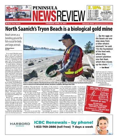 Peninsula News Review, April 29, 2021