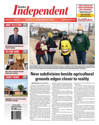 Stettler Independent, April 29, 2021