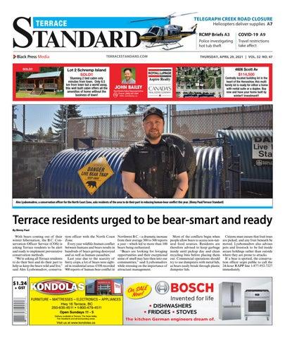 Terrace Standard, April 29, 2021