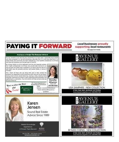 April 29, 2021 Oak Bay News