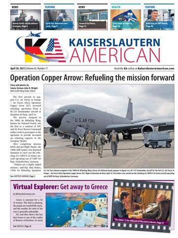 Kaiserslautern American - April 30, 2021