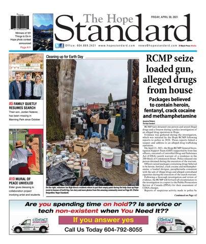 Hope Standard, April 30, 2021