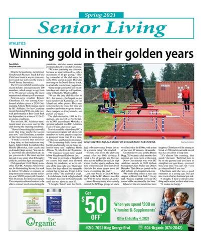 Senior Living Spring 2021