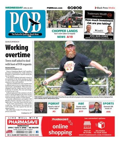 Parksville Qualicum Beach News, April 28, 2021