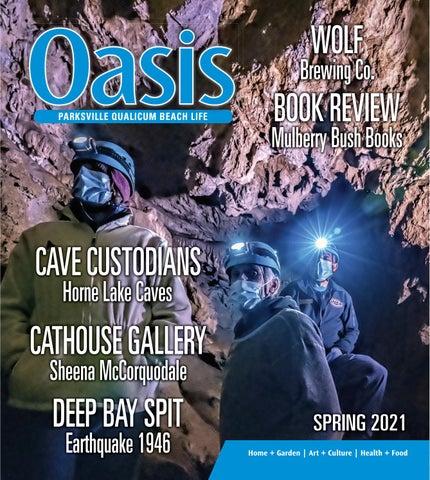 April 28, 2021 Parksville Qualicum Beach News