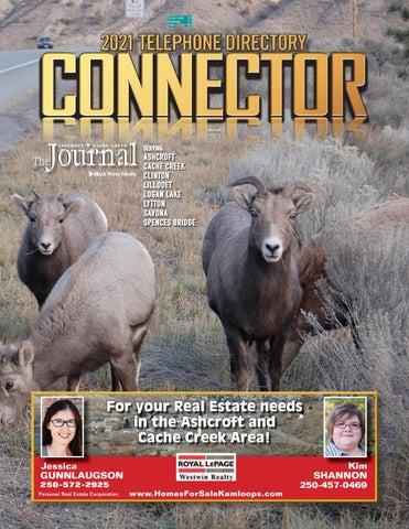 April 29, 2021 Ashcroft Cache Creek Journal