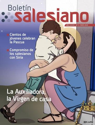 Boletín Salesiano, mayo de 2021