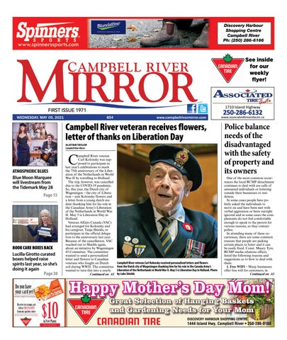 Campbell River Mirror, May 5, 2021