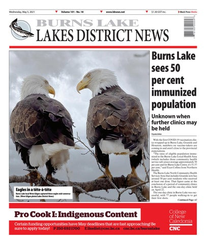 Burns Lake Lakes District News, May 5, 2021