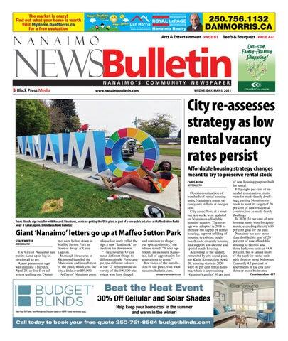 Nanaimo News Bulletin, May 5, 2021