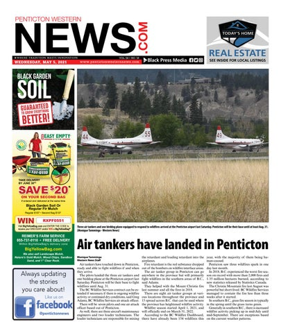 Penticton Western News, May 5, 2021