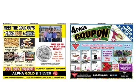 May 05, 2021 Nanaimo News Bulletin