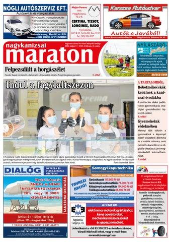 Nagykanizsai Maraton - 2021. 05. 07.