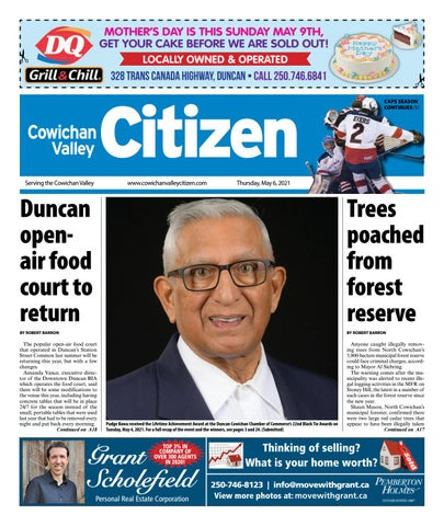 Cowichan Valley Citizen, May 6, 2021