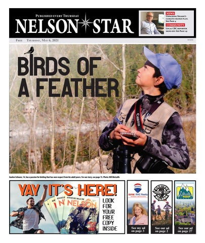 Nelson Star/West Kootenay Advertiser, May 6, 2021