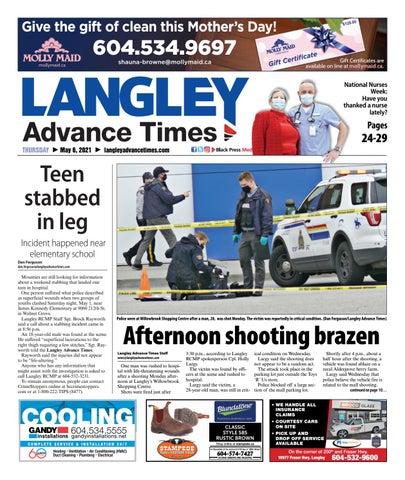 Langley Times, May 6, 2021