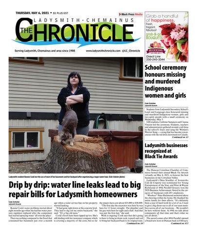 Ladysmith Chronicle, May 6, 2021