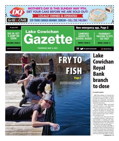Lake Cowichan Gazette, May 6, 2021