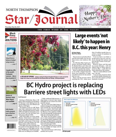Barriere Star Journal, May 6, 2021