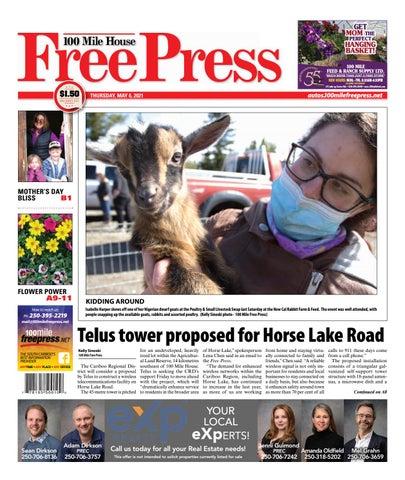 100 Mile House Free Press, May 6, 2021