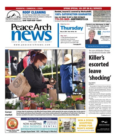 Peace Arch News, May 6, 2021