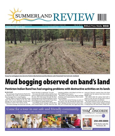Summerland Review, May 6, 2021