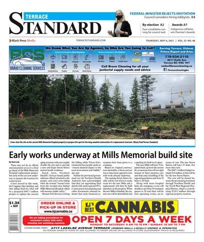 Terrace Standard, May 6, 2021