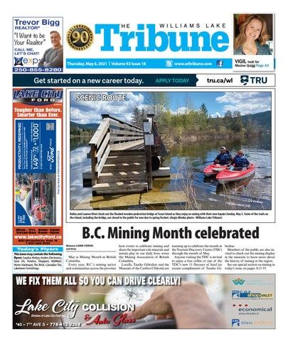Williams Lake Tribune, May 6, 2021