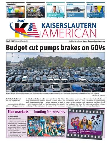 Kaiserslautern American - May 7, 2021