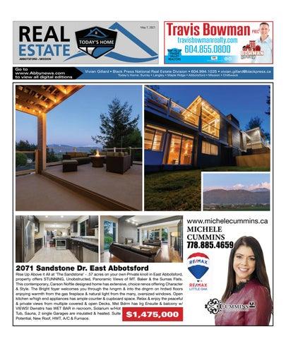 May 07, 2021 Real Estate Weekly - Abbotsford